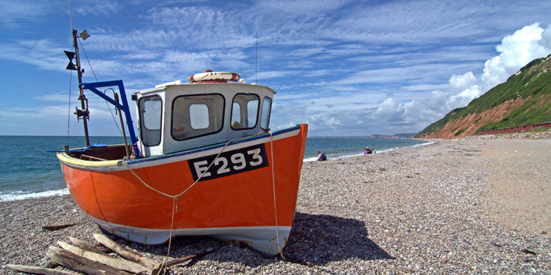Branscombe UNESCO Devon Tour