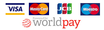 Worldpay card payments logo