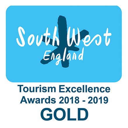 South West Tourism Awards Gold Award