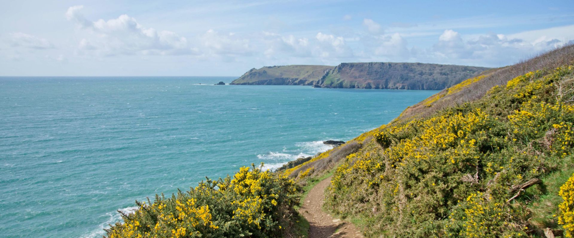 The Southwest Coast Path