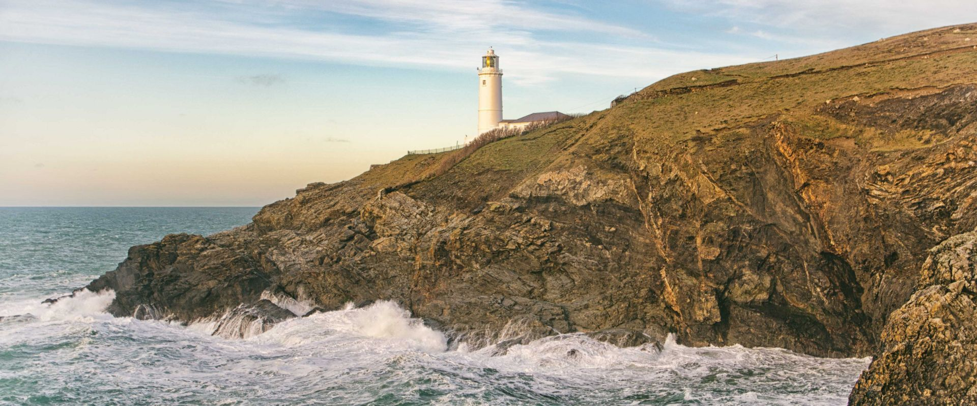 Trevose Head in Cornwall