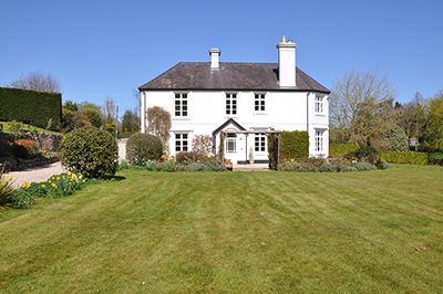 Bulleigh Barton Manor, Devon