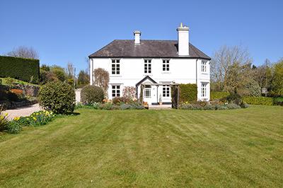 Bulleigh Barton Manor, Devon