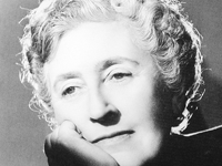 agatha christie tour - original photo