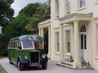 Historic buildings - Agatha Christie's Greenway House