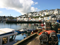 Brixham Devon attraction