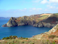 South Devon Coastline
