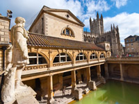 Roman Baths - A tour activity