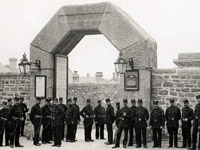 Dartmoor tour - Dartmoor Prison