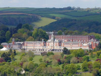 Royal Naval College, Dartmouth Tour