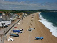 Torcross and Slapton Sands