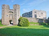 Historic Berry Pommeroy Castle