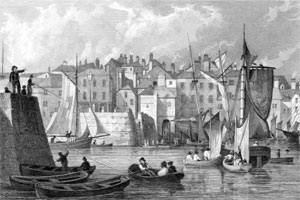 Plymouth Barbican 1829