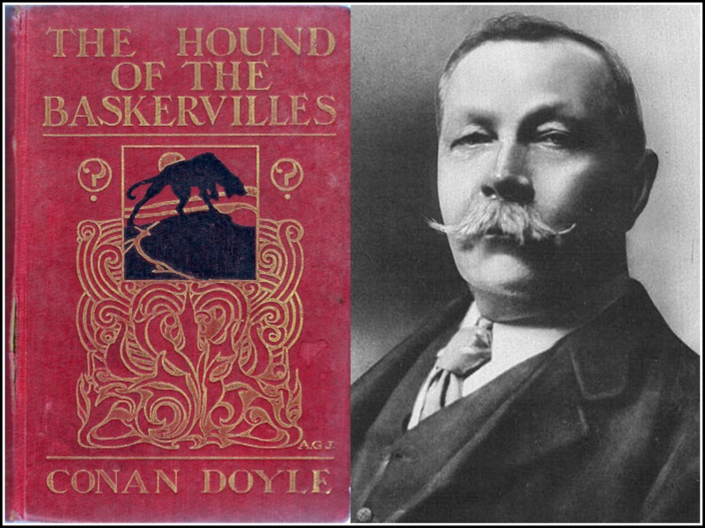1 - First edition and Conan Doyle
