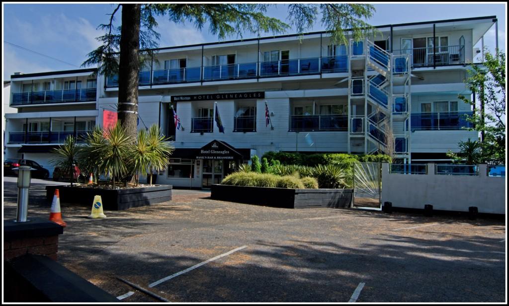 11 - Gleneagles Hotel in Torquay