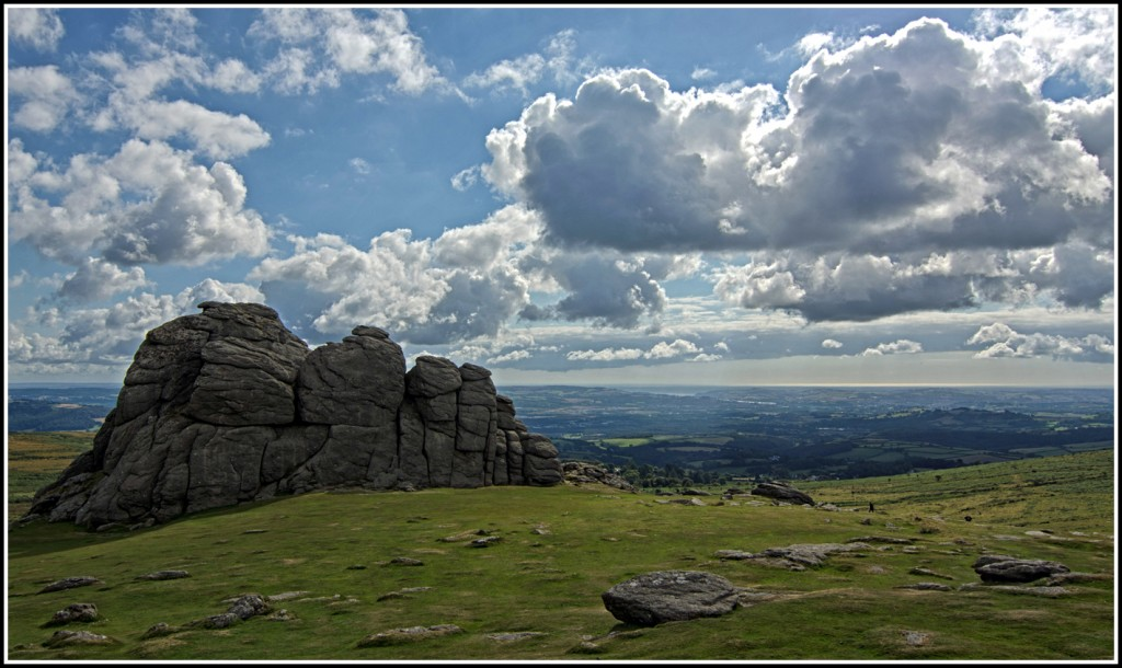 12 - Haytor, one of Dartmoor's extraordinary Tors
