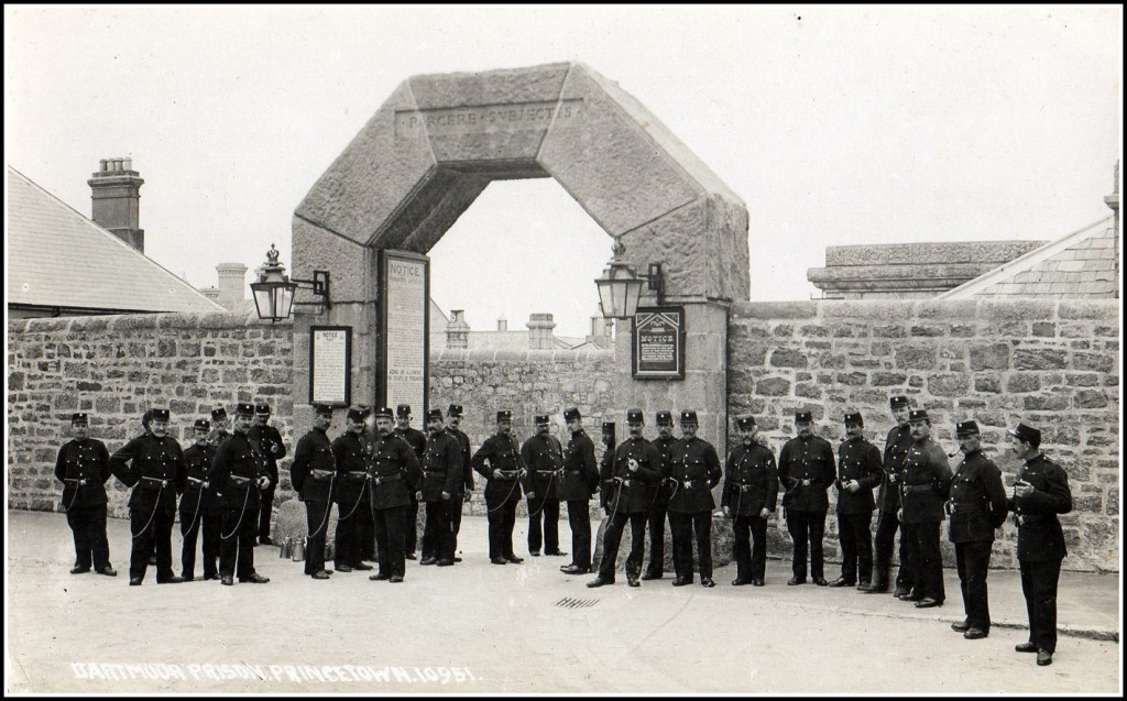 2 - The Entrance to Dartmoor Prison