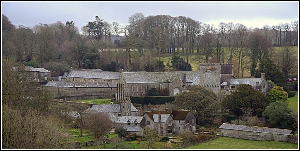 8 - Buckland Abbey