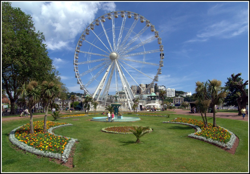 Princess Gardens in Torquay