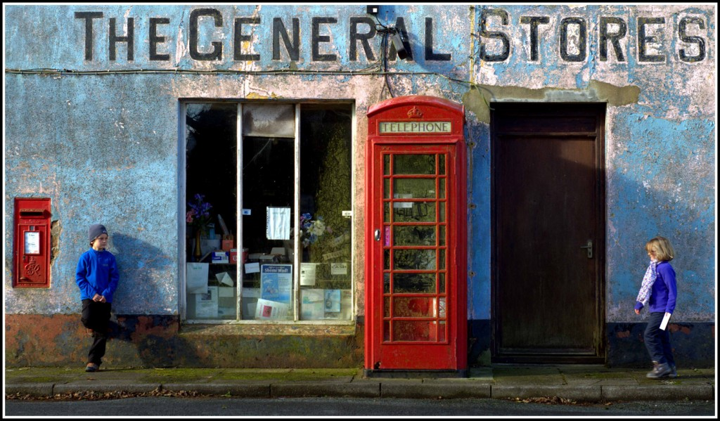 Last Post at the General Stores