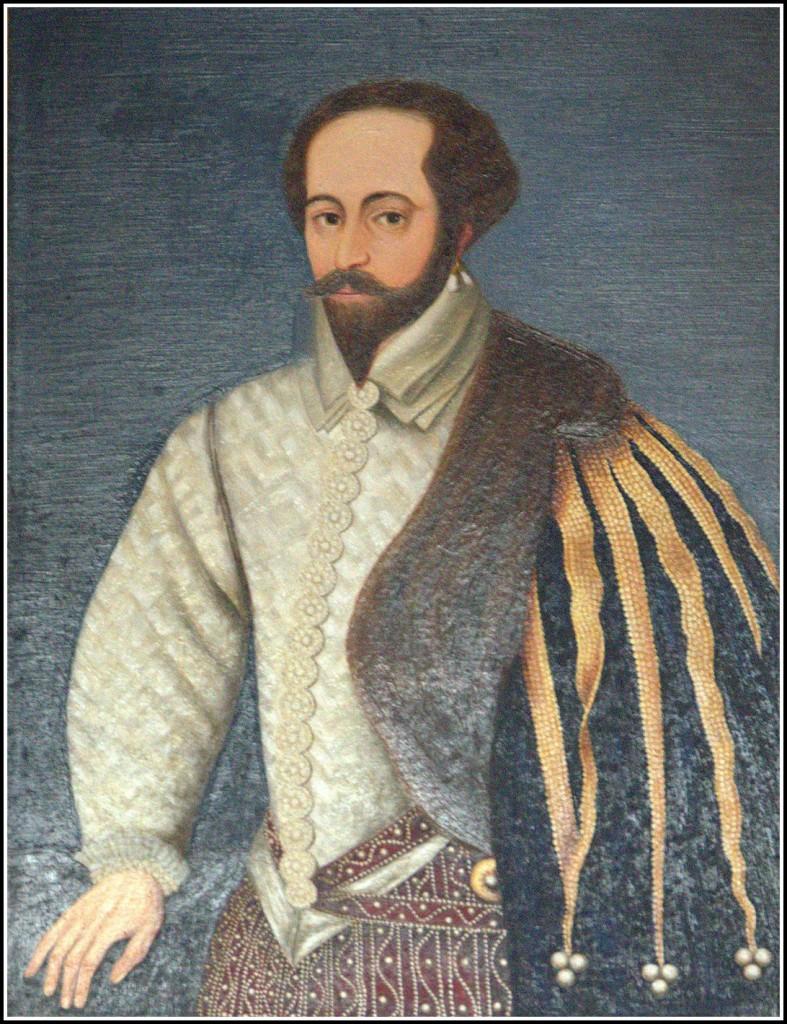 9 - Sir Walter Raleigh