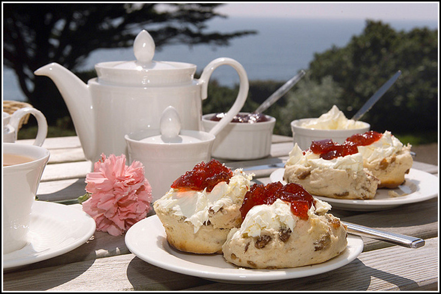 Cream Tea Pic 1