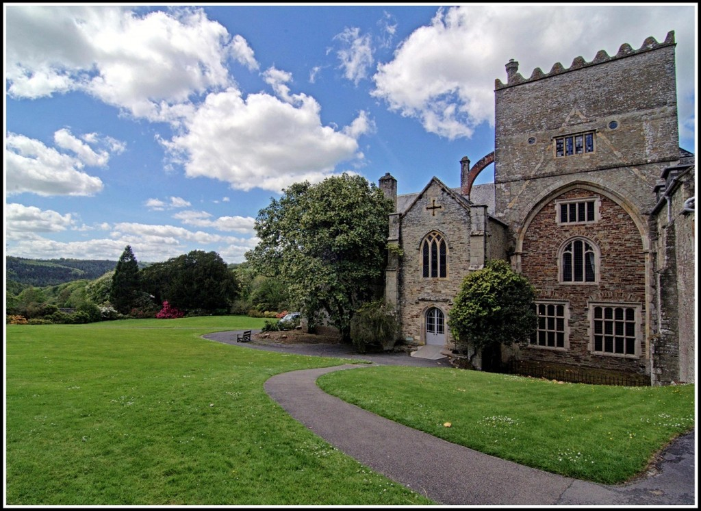 Buckland Abbey - home of Sir Francis Drake