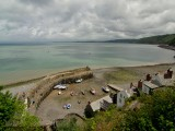 Clovelly Harbour