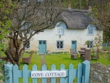 Cottage at Lulworth Cove
