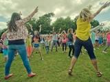 Dancing at Whiterock