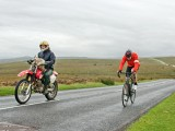 A Bicycle, a Motorbike and a Dog on Dartmoor!