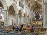 Exeter Cathedral guided tour