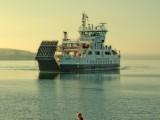 Ferry at Stranraer