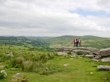 Guests at Combestone Tor