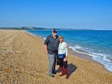 Guests at Slapton Sands
