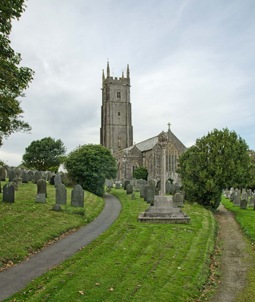 Hartland Church