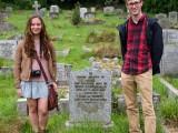 Guests at Henry Baskerville's Grave