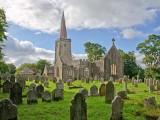 Holy Trinity Church Buckfastleigh