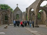 Group of Guests at Holy Trinity Church