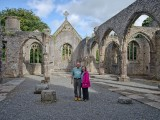 Guests at Holy Trinity Church at Buckfastleigh
