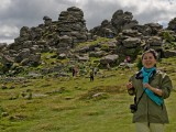Guest at Hound Tor
