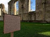 King Arthur's Tomb at Glastonbury