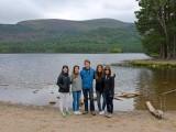 Loch An Eilean near Aviemore