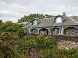 Highland Lodge near Crieff