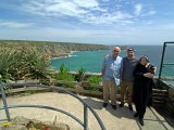 Guests at the Minack Theatre