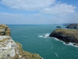 Tintagel, North Cornwall Coast