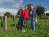 Family History Tour, Plymouth Cemetery