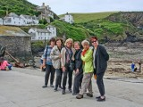 Guided tour, Port Isaac