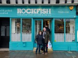 Rockfish in Dartmouth