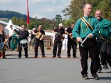 Dancers at Sidmouth Folk Festival